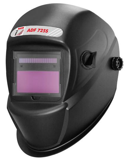 Holzmann, ADF 725S, Svářecí kukla Holzmann ADF 725S, světlo, ztmavení DIN 3,5