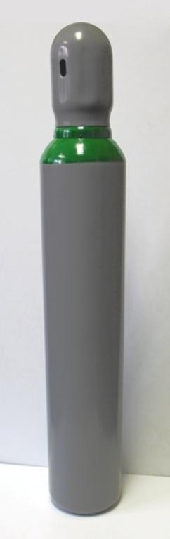 ARGON 8L, Tlaková láhev s náplní