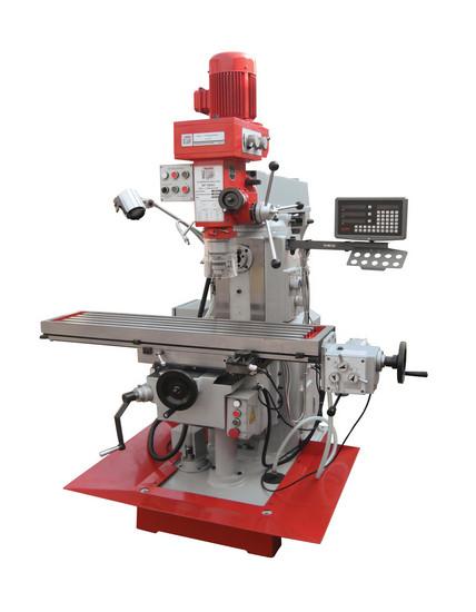 Holzmann, BF 600D XL, Univerzální frézka Holzmann BF 600D XL, těžký a vibrace absorbující litinový stroj