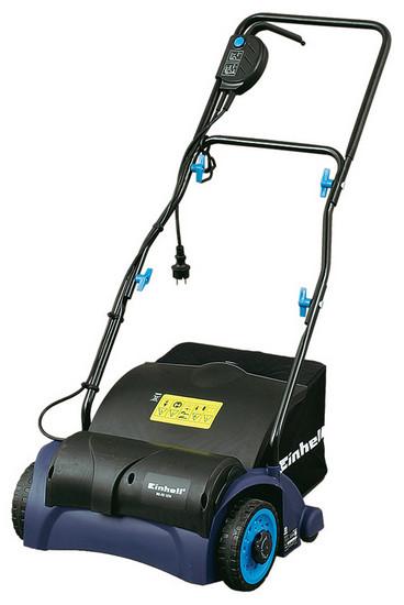 Einhell BG-ES 1231, Vertikuátor elektrický