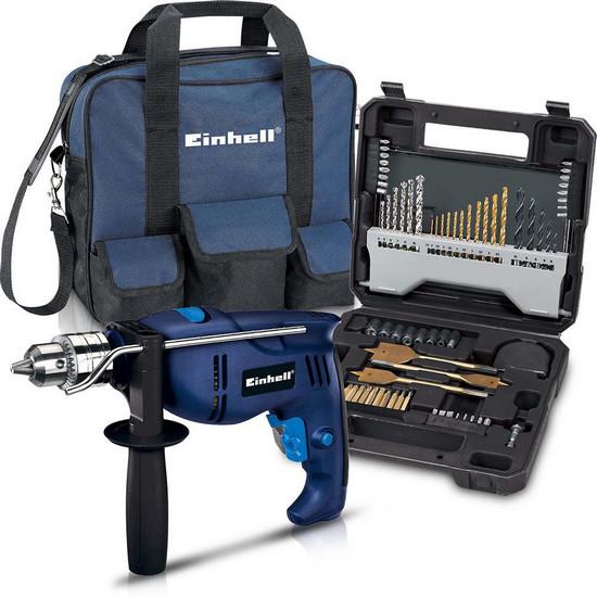 Einhell BT-ID 1000 Kit, Příklepová vrtačka