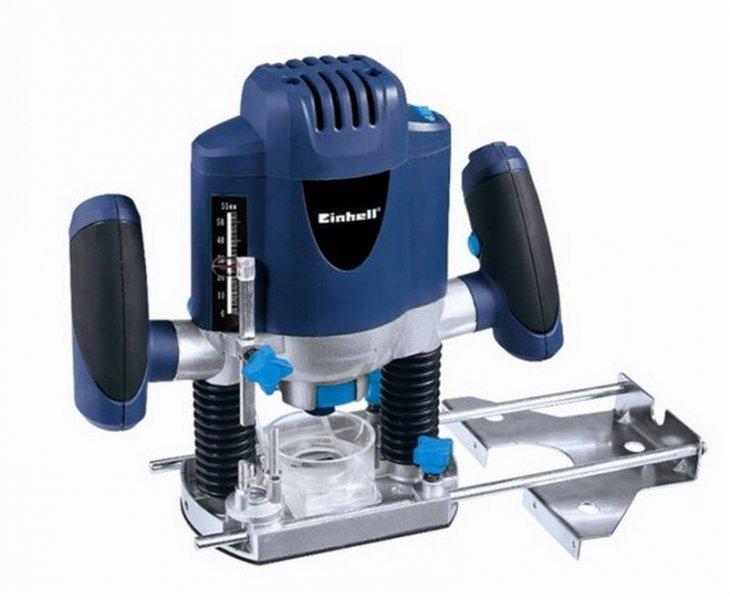 Einhell BT-RO 1200 Blue