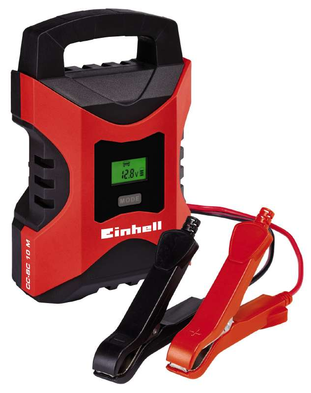 Einhell CC-BC 10 M, nabíječka baterií