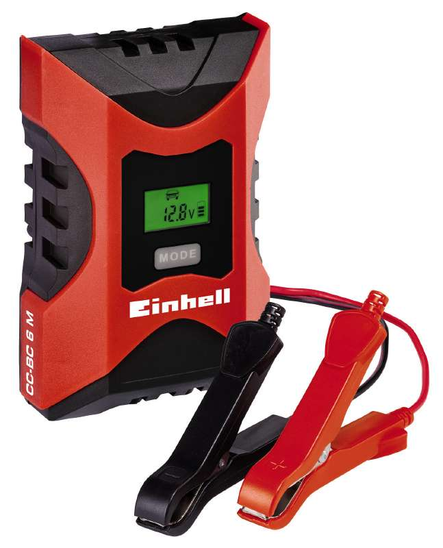 Einhell CC-BC 6, Nabíječka baterií