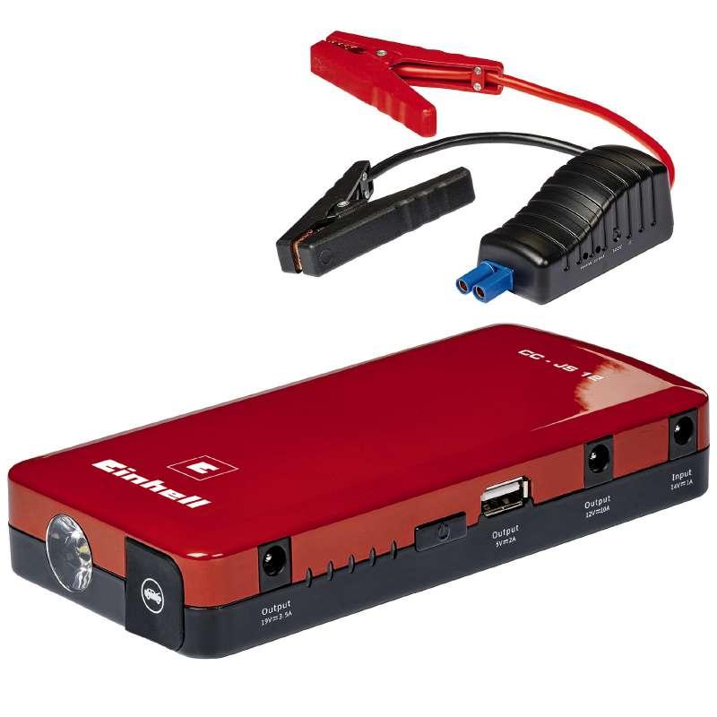 Einhell CC-JS 12, nabíječka baterií