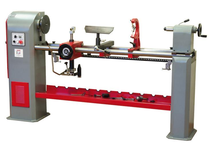 Holzmann, DBK 1300, Soustruh na dřevo s kopírováním Holzmann DBK 1300, ve standardu velice bohaté příslušenství