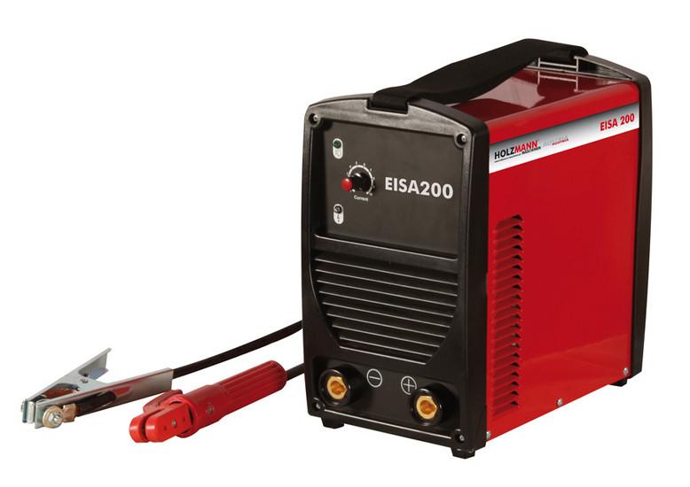 Holzmann, EISA 200, Elektrodová svářečka Holzmann EISA 200, kompaktní konstrukce