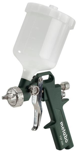 Metabo FSP 600, Stříkací pistole