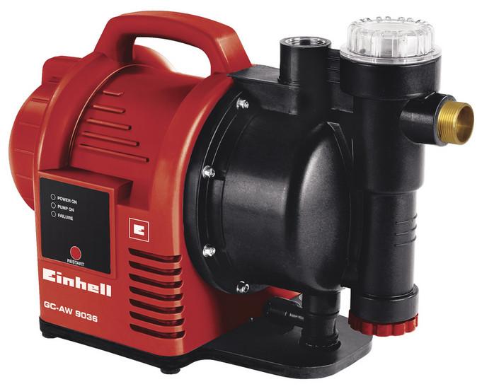 Einhell Classic GC-AW 9036, Vodárna automatická