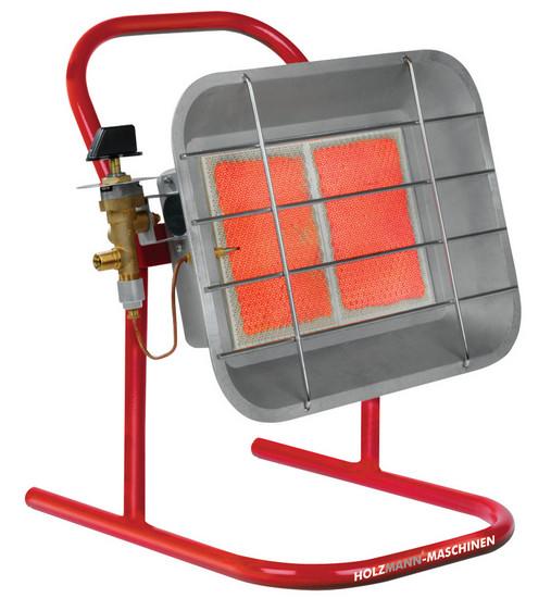 Holzmann, GS 5000S, Stacionární plynový zářič Holzmann GS 5000S, ideální pro kempování