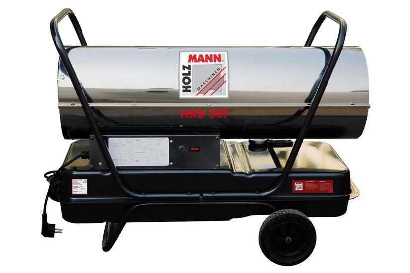 Holzmann, HKD 30T, Naftový horkovzdušný ohřívač Holzmann HKD 30T, je přenosný a má kompaktní design