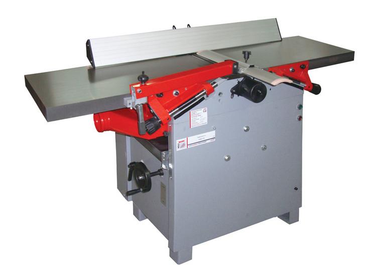 Holzmann, HOB 410N, Srovnávačka s protahem Holzmann HOB 410N, stroj s širším stolem a možností připojit dlabačku