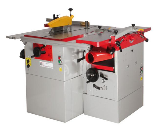 Holzmann, K5 260L, Pětioperační stroj Holzmann K5 260L, rychlé a pohodlné přestavení stroje