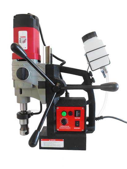Holzmann, MBM 450LRE, Magnetická vrtačka Holzmann MBM 450LRE, na jádrové vrtání a vrtání závitů