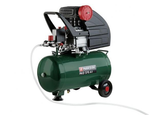 Vybíráme nářadí – vzduchový kompresor