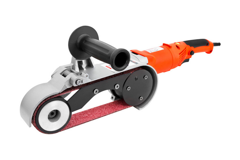 Holzmann, RSG 620, Pásová bruska na kov Holzmann RSG 620, k vyhlazování svarových spojů