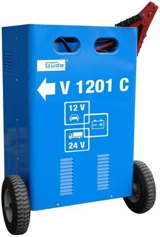 GÜDE V 1201 C, Profi nabíječka batérií