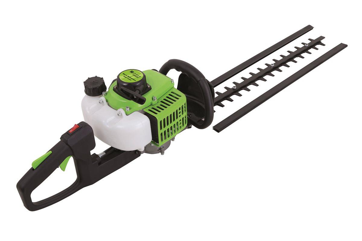Holzmann, ZI-BHS600AK, Benzínové nůžky na živý plot Zipper ZI-BHS600AK, k profesionální údržbě živých plotů