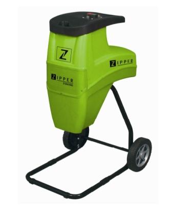 Zipper ZI-GHA2000 zahradní drtič