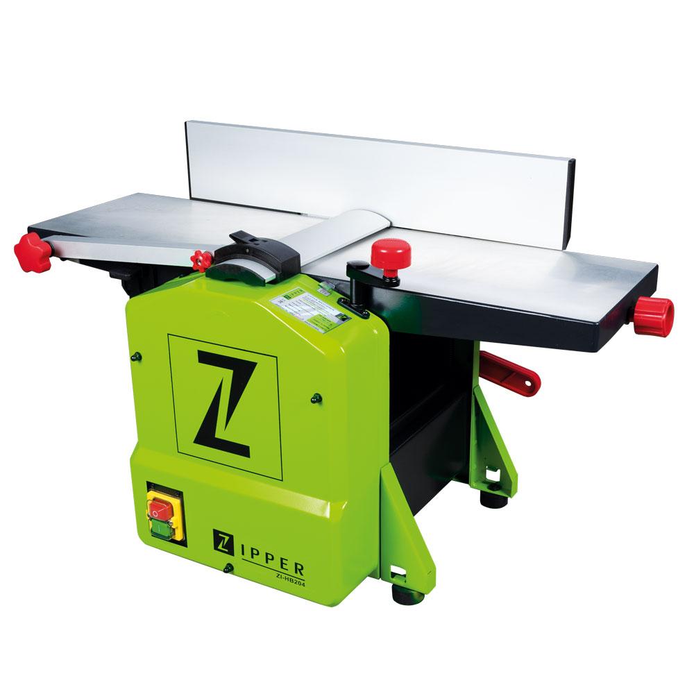 Holzmann, ZI-HB204, Srovnávací a tloušťkovací frézka Zipper ZI-HB204, rovnoměrné podávání