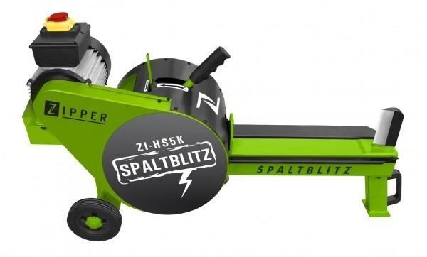 Holzmann, ZI-HS5K, Štípačka na dřevo Zipper ZI-HS5K, má silnou ocelovou konstrukci