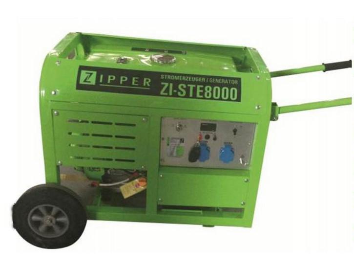 ZIPPER ZI-STE 8000, elektrocentrála