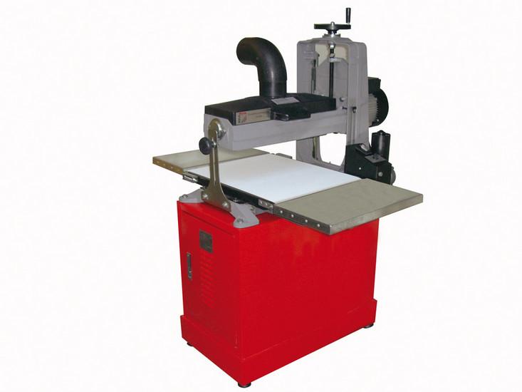 Holzmann, ZS 400U, Válcová bruska na dřevo Holzmann ZS 400U, umožňuje brousit materiál až do šíře 800mm