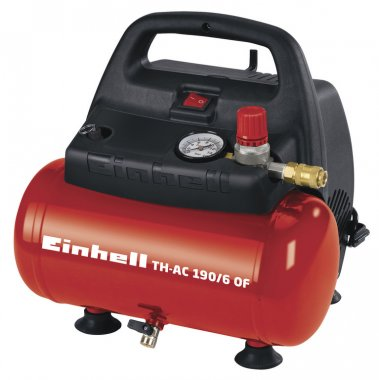 Kompresor TH-AC 190/6 OF Einhell Home