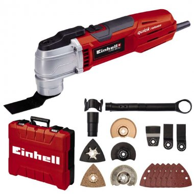 Multifunkční nástroj TE-MG 300 EQ Kit Einhell