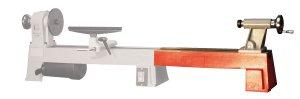 Prodlužovací lože Holzmann D460BVL pro soustruhy na dřevo řady D460