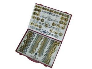 Souprava závitořezných nástrojů Holzmann GBM 110TIN