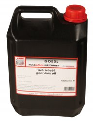 Převodový olej 5 litrů Holzmann GOE5L