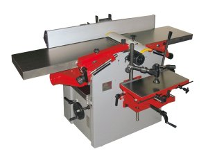 Srovnávačka s protahem Holzmann HOB 310N +  ZDARMA Magnetický ustavovač hoblovacích nožů Holzmann MEL2