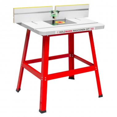 Frézovací stolek Holzmann OFT102