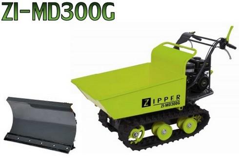 Pásový přepravník (mini dumper) Zipper ZI-MD300G