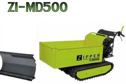 Pásový přepravník (mini dumper) Zipper ZI-MD500