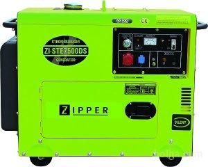 Elektrocentrála Zipper ZI-STE7500DS